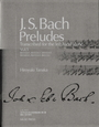 J.S.Bach Preludes Transcribed for the left hand